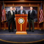 Bipartisan Senate Coalition Urges President: Sanction Iran Now