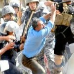 Iraqi Police Crack Down on Opposition Camp