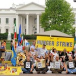 A Hunger Strike to Remind U.S. of a Promise to Iranian Exiles
