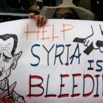 Timeline: Crackdown on protests in Syria