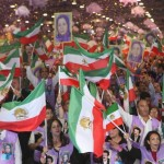 Thousands Demonstrate in Support of the Iranian Opposition in Paris, France