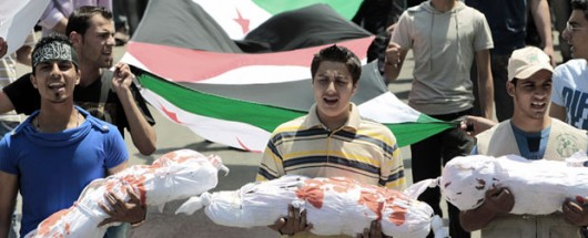 Massacres in Syria, 2012