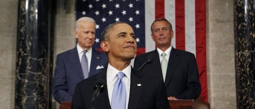 President Delivers His 2014 State of the Union Address
