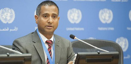 Mr. Ahmed Shaheed, Special Rapporteur on the situation of human rights in the Islamic Republic of Iran