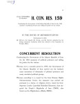 H.Con.Res.159: US Congress Resolution Condemns Iran's Mass Executions And Calls For Action