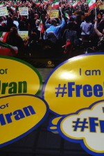 2017 NYC Rally - No to Rouhani